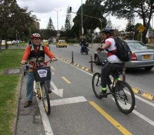 Bicicarril Carrera 50 con Calle 53