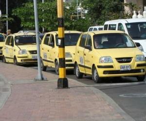 Pico y placa a taxis