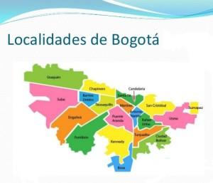 Localidades de Bogotá