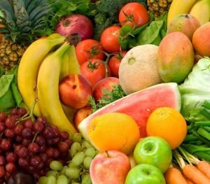 Frutas nacionales