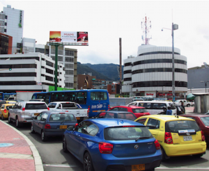 Cobro por congestión
